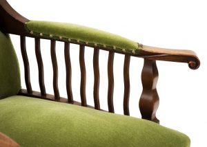 A mahogany armchair-1670