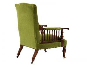 A mahogany armchair-1674