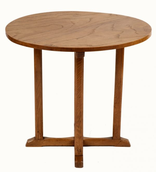 A Cotswold School ash table -0