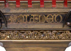 A Gothic Revival font