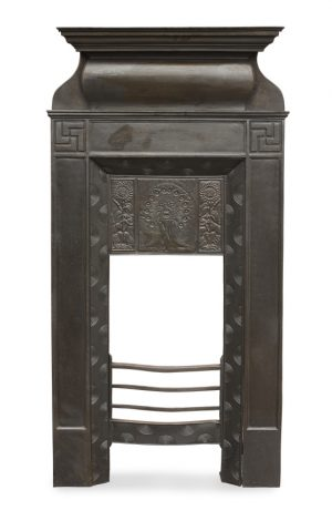 A Pair of Aesthetic Movement Fire Surrounds