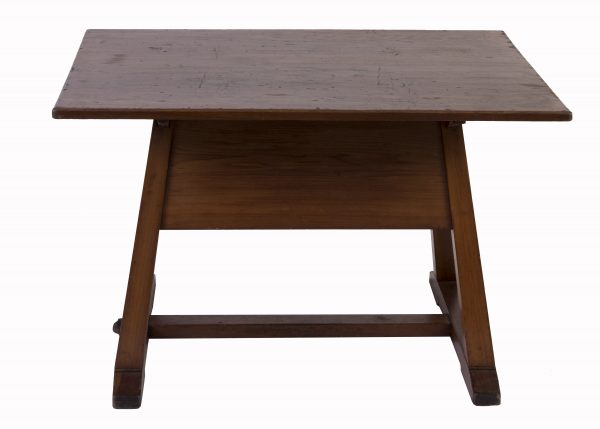 A pine table from Paul Reeves London