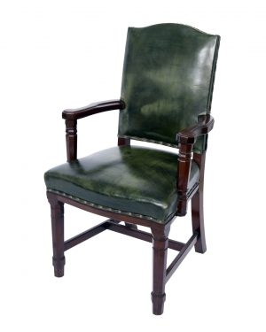 A rare pair of Arts & Crafts armchairs