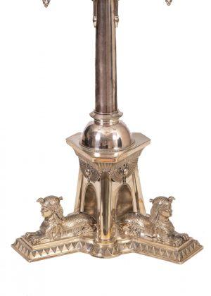 An Elkington & Co. silver plated centrepiece