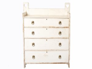 A Liberty & Co. chest of drawers
